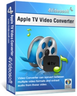 4Videosoft Apple TV Video Converter