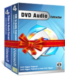 4Videosoft DVD to Audio Suite