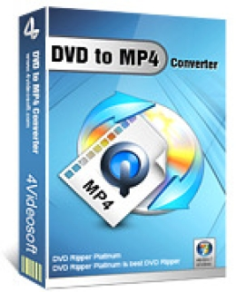 4Videosoft DVD to MP4 Converter