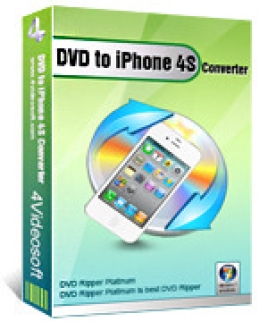 4Videosoft DVD to iPhone 4S Converter