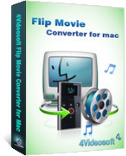 4Videosoft Flip Movie Converter for Mac