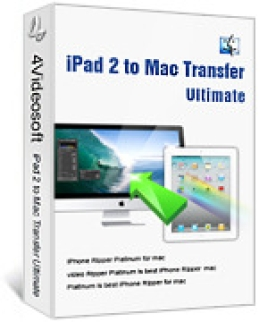4Videosoft iPad 2 to Mac Transfer