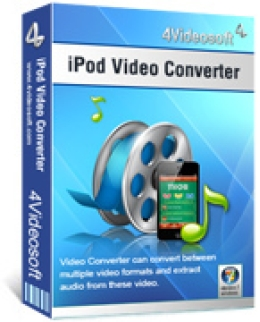 4Videosoft iPod Video Converter