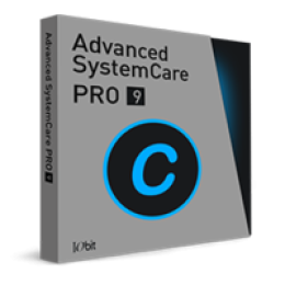 Advanced SystemCare 9 PRO (3 PCs1 Year Subscription)