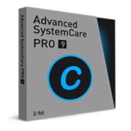 Advanced SystemCare 9 PRO with SD & IU - [ 3 PCs ]