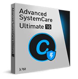 Advanced SystemCare Ultimate 10 (1 year subscription / 3 PCs)