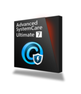 Advanced SystemCare Ultimate 7 (un an dabonnement 3 PCs)