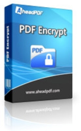 Ahead PDF Encrypt - Multi-User License (Up to 5 Users)