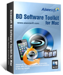 Aiseesoft BD Software Toolkit for Mac