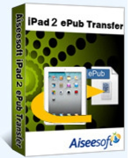 Aiseesoft iPad 2 ePub Transfer