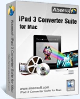 Aiseesoft iPad 3 Converter Suite for Mac