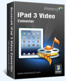 Aiseesoft iPad 3 Video Converter