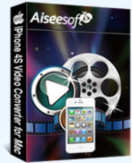 Aiseesoft iPhone 4S Video Converter for Mac