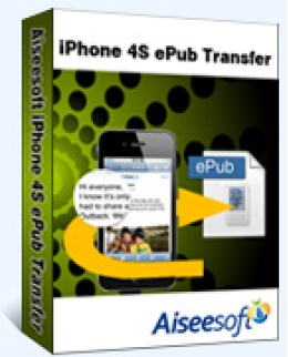 Aiseesoft iPhone 4S ePub Transfer