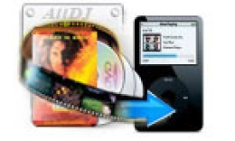 Alldj DVD To iPod Ripper