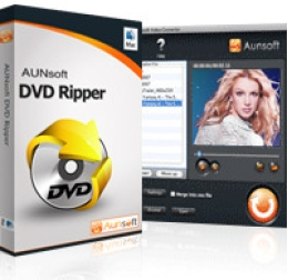 Aunsoft DVD Ripper for Mac