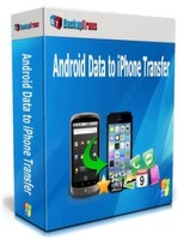 Backuptrans Android Data to iPhone Transfer (Family Edition)