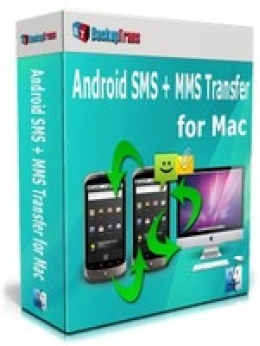 Backuptrans Android SMS + MMS Transfer for Mac (Business Edition)