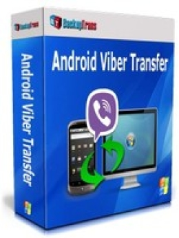 Backuptrans Android Viber Transfer (Personal Edition)