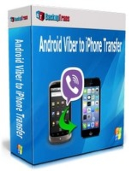Backuptrans Android Viber to iPhone Transfer (Family Edition)