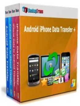 Backuptrans Android iPhone Data Transfer + (Family Edition)