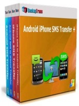Backuptrans Android iPhone SMS Transfer + (Personal Edition)