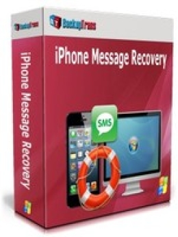 Backuptrans iPhone Message Recovery (Family Edition)