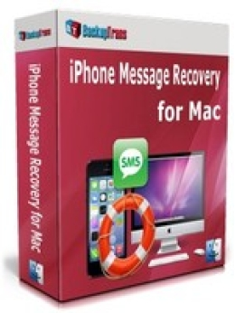 Backuptrans iPhone Message Recovery for Mac (Personal Edition)