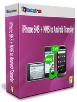 Backuptrans iPhone SMS + MMS to Android Transfer (Business Edition)