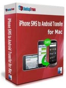 Backuptrans iPhone SMS to Android Transfer for Mac (Family Edition)