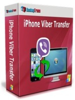 Backuptrans iPhone Viber Transfer (Family Edition)