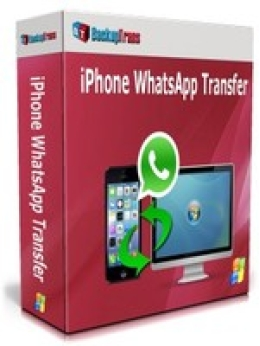 Backuptrans iPhone WhatsApp Transfer (Personal Edition)
