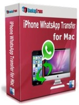 Backuptrans iPhone WhatsApp Transfer for Mac (Family Edition)