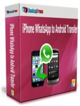 Backuptrans iPhone WhatsApp to Android Transfer(Family Edition)