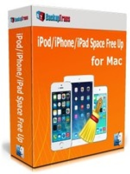 Backuptrans iPod/iPhone/iPad Space Free Up for Mac (Family Edition)