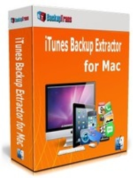 Backuptrans iTunes Backup Extractor for Mac (Family Edition)