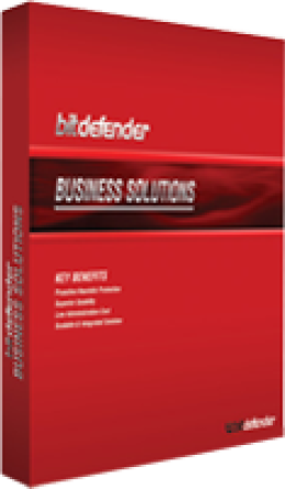 BitDefender Client Security 3 Years 55 PCs