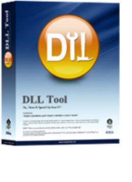 DLL Tool : 1 PC Lifetime License + Download Backup