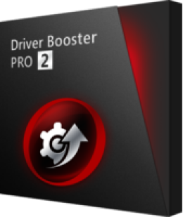 Driver Booster 2 PRO (3PCs with Gift Pack)