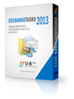 Exchange Tasks 2013 - 500 Mailbox License