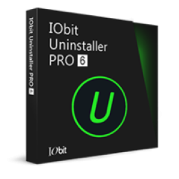 IObit Uninstaller 6 PRO (1 Year Subscription / 1 PC)
