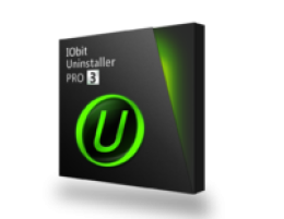 IObit Uninstaller PRO (1 year subscription)