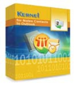 Kernel for Notes Contacts to Outlook - Technician License