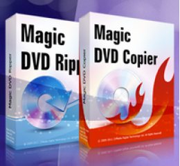 Magic DVD Ripper + DVD Copier (Full License + 2 Years Upgrades)