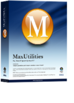 Max Utilities - 3 PCs / 1-Year