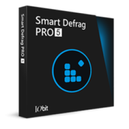 Smart Defrag 5 PRO (1 year subscription 3PCs)