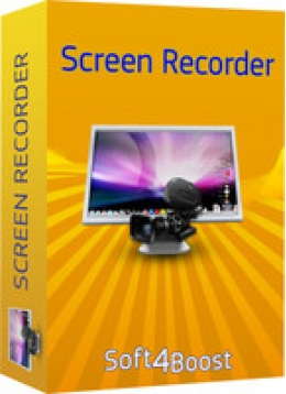 Soft4Boost Screen Recorder