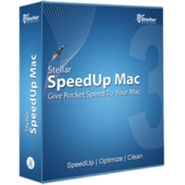 Stellar Speedup Mac - Family License