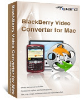 Tipard BlackBerry Video Converter for Mac