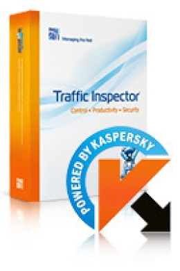 Traffic Inspector+Traffic Inspector Anti-Virus powered by Kaspersky (1 Year) Gold 30